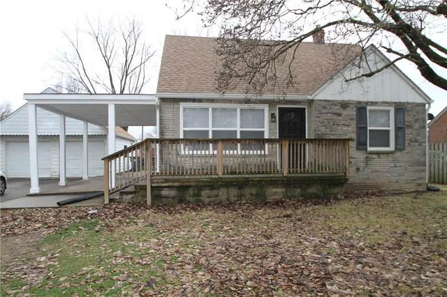 7139 E 11th Street, Indianapolis, IN 46219 (MLS #21813431) :: Mike Price Realty Team - RE/MAX Centerstone