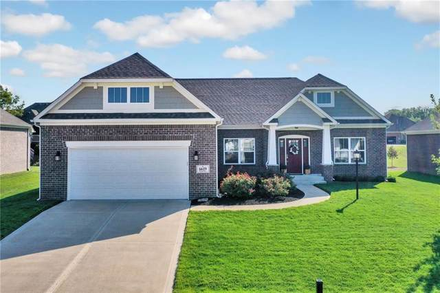6619 Ventnor Place, Indianapolis, IN 46217 (MLS #21813434) :: Pennington Realty Team