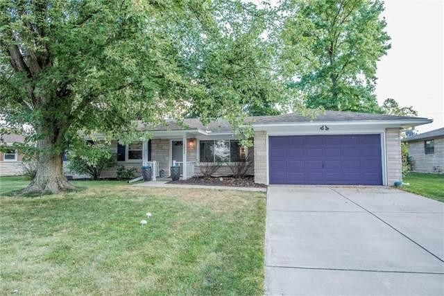 1035 E Logan Street, Brownsburg, IN 46112 (MLS #21813435) :: Ferris Property Group