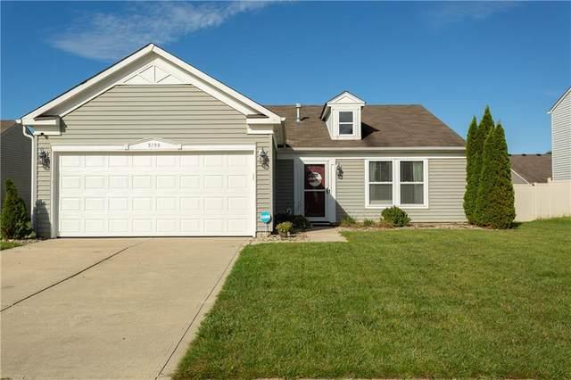 3198 Holt Street, Whiteland, IN 46184 (MLS #21813443) :: Ferris Property Group