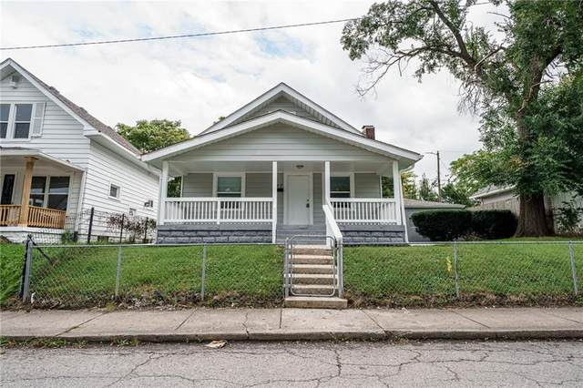 327 Eastern Avenue, Indianapolis, IN 46201 (MLS #21813446) :: Ferris Property Group