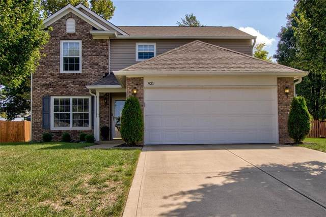 931 Nicole Way, New Whiteland, IN 46184 (MLS #21813457) :: Mike Price Realty Team - RE/MAX Centerstone