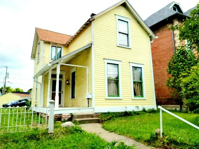 602 Fletcher Avenue, Indianapolis, IN 46203 (MLS #21813467) :: Heard Real Estate Team | eXp Realty, LLC