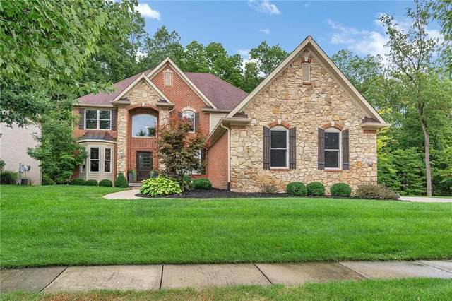 11249 Idlewood Drive, Fishers, IN 46037 (MLS #21813491) :: Mike Price Realty Team - RE/MAX Centerstone