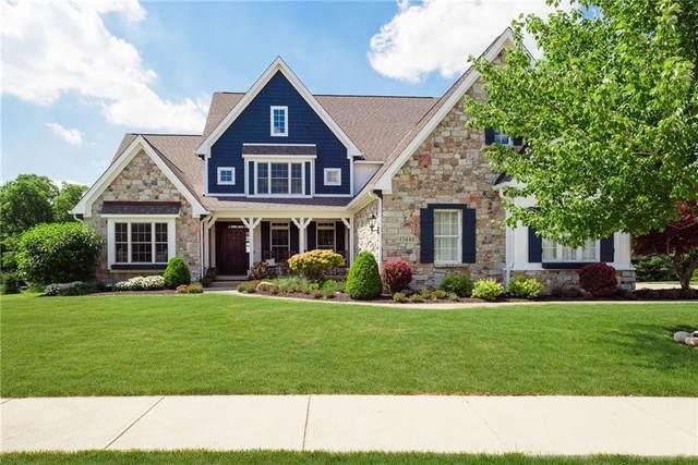 13448 Glen Oaks Court, Carmel, IN 46074 (MLS #21813493) :: Ferris Property Group