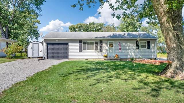 174 Center Drive, Mooresville, IN 46158 (MLS #21813499) :: Ferris Property Group