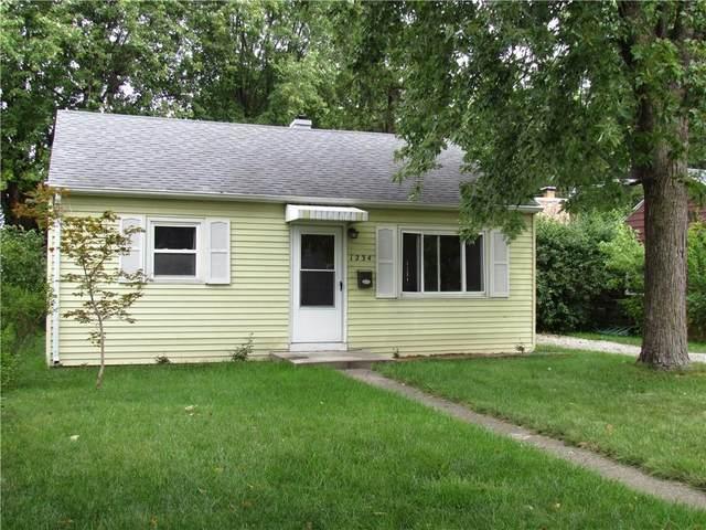 1234 Morton Street, Noblesville, IN 46060 (MLS #21813503) :: Dean Wagner Realtors