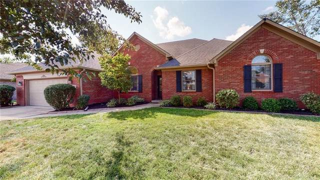 6349 Canak Drive, Avon, IN 46123 (MLS #21813509) :: Mike Price Realty Team - RE/MAX Centerstone