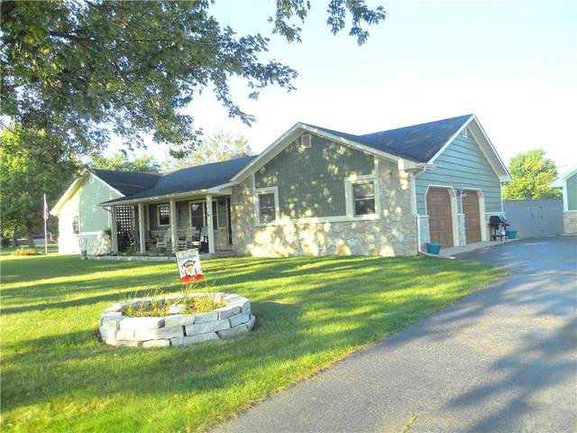 1716 N County Road 800 E, Avon, IN 46123 (MLS #21813520) :: Mike Price Realty Team - RE/MAX Centerstone