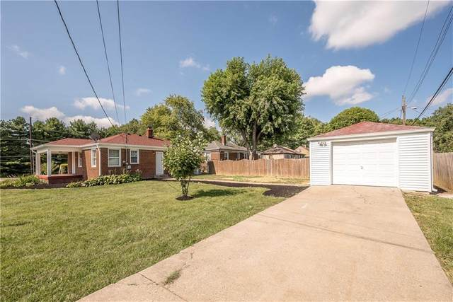 5368 Southeastern Avenue, Indianapolis, IN 46203 (MLS #21813522) :: Pennington Realty Team