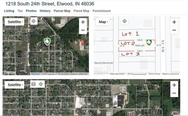1218 S 24th Street, Elwood, IN 46036 (MLS #21813524) :: The ORR Home Selling Team