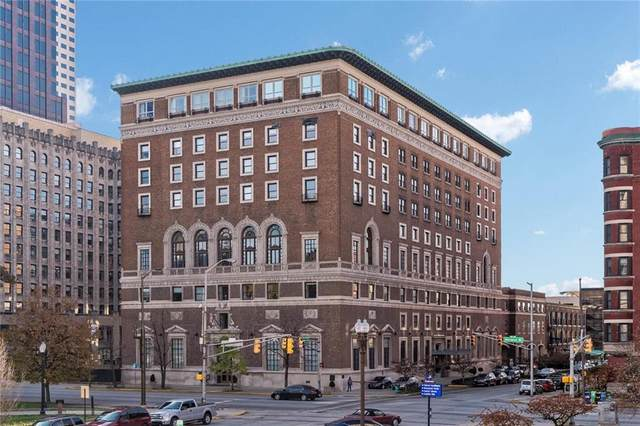 350 N Meridian Unit #305 Street, Indianapolis, IN 46204 (MLS #21813526) :: The Evelo Team