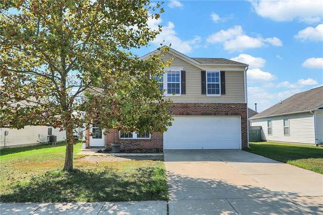3097 W Meadowbend Drive, Monrovia, IN 46157 (MLS #21813530) :: Mike Price Realty Team - RE/MAX Centerstone