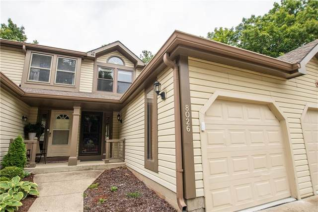 8026 Sunset Cove Drive, Indianapolis, IN 46236 (MLS #21813539) :: Ferris Property Group