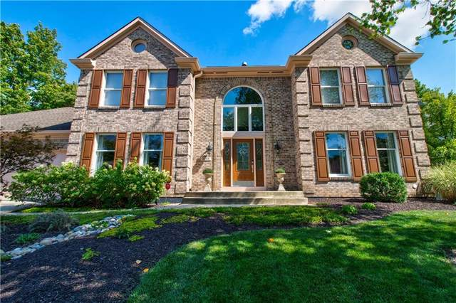 8485 Bluefin Circle, Indianapolis, IN 46236 (MLS #21813547) :: Pennington Realty Team