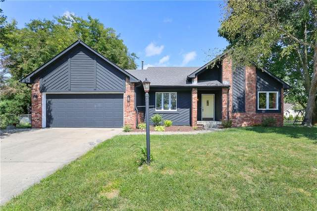 7740 Kenetta Court, Fishers, IN 46038 (MLS #21813561) :: Mike Price Realty Team - RE/MAX Centerstone