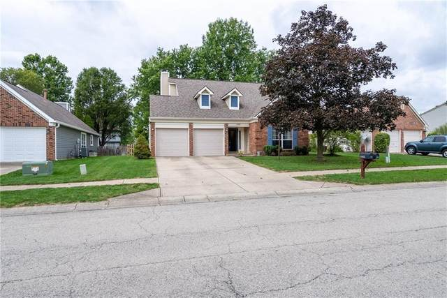 11422 Charleston Parkway, Fishers, IN 46038 (MLS #21813565) :: Mike Price Realty Team - RE/MAX Centerstone