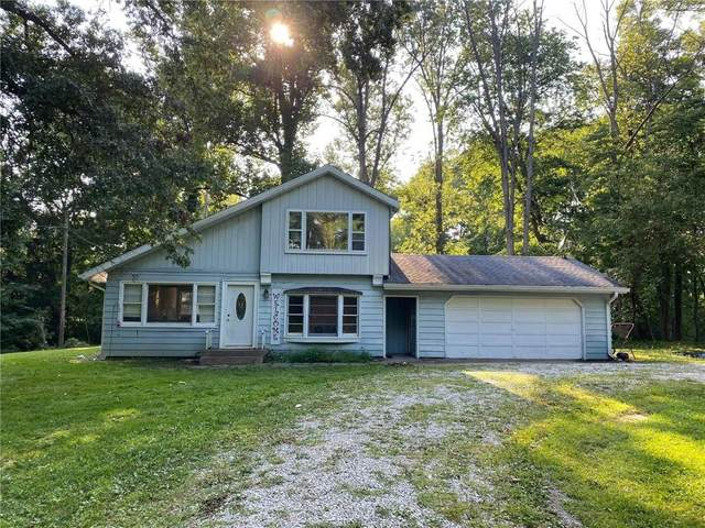 6768 W 30th Drive, Terre Haute, IN 47885 (MLS #21813567) :: The Indy Property Source