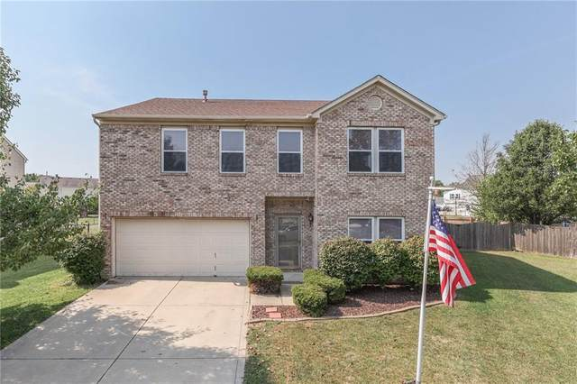 9862 Olympic Circle, Indianapolis, IN 46234 (MLS #21813568) :: Mike Price Realty Team - RE/MAX Centerstone