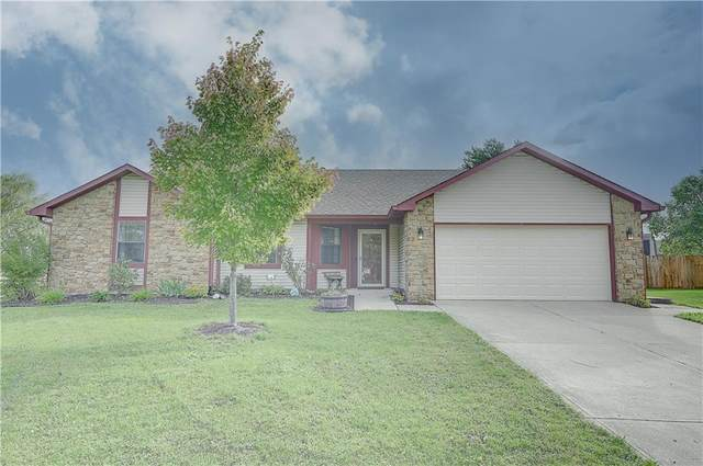 6257 Carrie Circle, Indianapolis, IN 46237 (MLS #21813572) :: Ferris Property Group