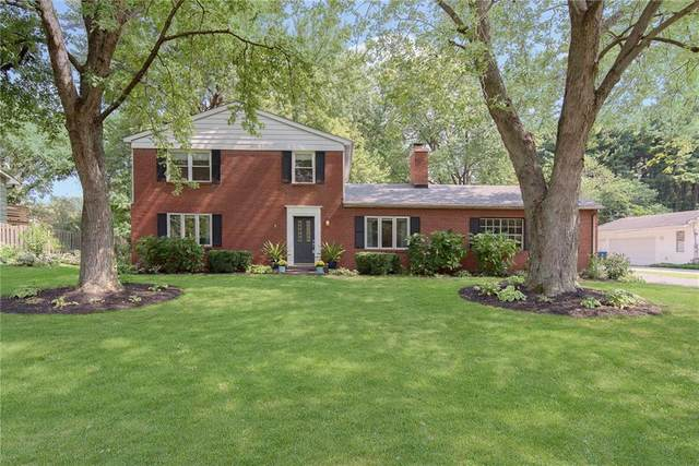 7847 N Chester Avenue, Indianapolis, IN 46240 (MLS #21813602) :: Ferris Property Group