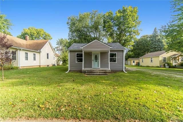 124 Lincoln Avenue, Brownsburg, IN 46112 (MLS #21813609) :: Heard Real Estate Team | eXp Realty, LLC