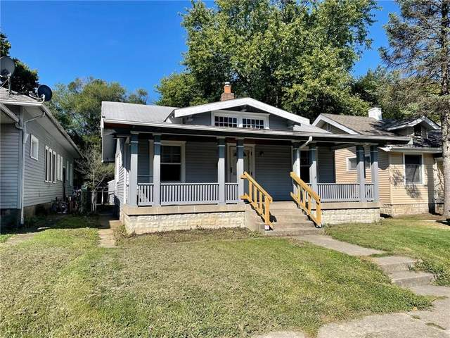 944 N Bradley Avenue, Indianapolis, IN 46201 (MLS #21813612) :: The Indy Property Source