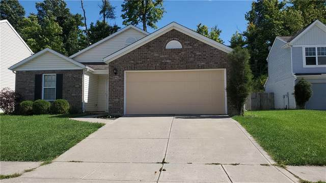 4719 Ladywood Cliffs Court, Indianapolis, IN 46226 (MLS #21813615) :: Mike Price Realty Team - RE/MAX Centerstone
