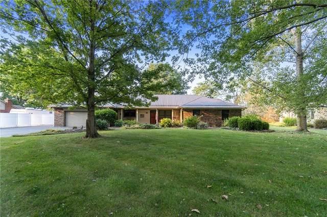 6745 E Us Highway 136, Brownsburg, IN 46112 (MLS #21813618) :: Heard Real Estate Team | eXp Realty, LLC