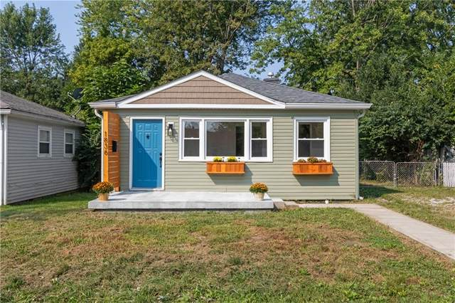 1836 N Riley Avenue, Indianapolis, IN 46218 (MLS #21813619) :: Mike Price Realty Team - RE/MAX Centerstone