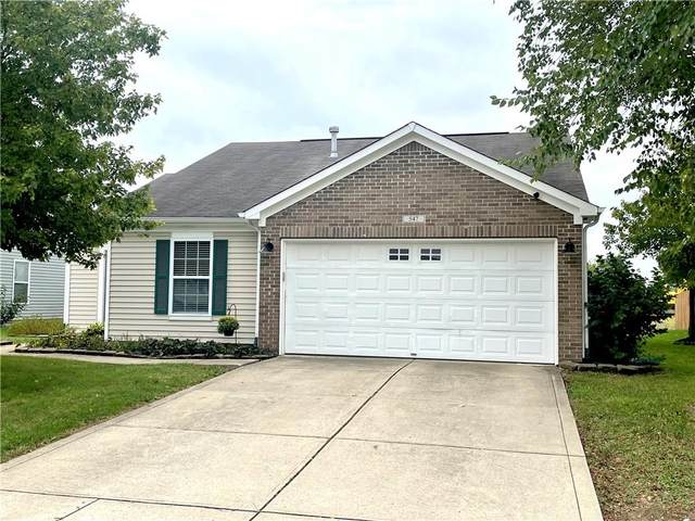 547 Reed Court, Greenfield, IN 46140 (MLS #21813621) :: AR/haus Group Realty