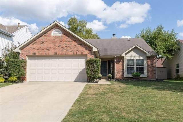 1205 Turnbury Lane, Brownsburg, IN 46112 (MLS #21813622) :: Heard Real Estate Team | eXp Realty, LLC