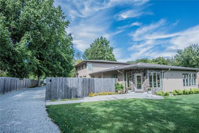 5300 E. Co. Rd.550 N. Road, Pittsboro, IN 46167 (MLS #21813623) :: Mike Price Realty Team - RE/MAX Centerstone