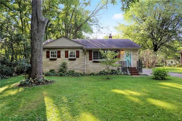 3222 S Pennsylvania Street, Indianapolis, IN 46227 (MLS #21813625) :: Ferris Property Group