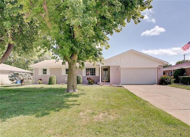 907 Wallbridge Drive, Indianapolis, IN 46241 (MLS #21813630) :: Heard Real Estate Team | eXp Realty, LLC