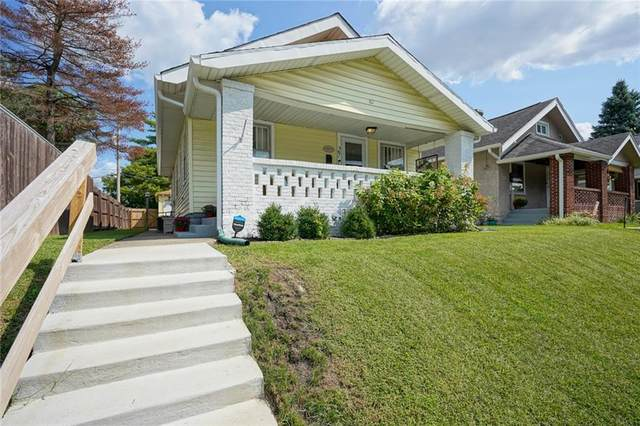 27 N Campbell Avenue, Indianapolis, IN 46219 (MLS #21813643) :: Mike Price Realty Team - RE/MAX Centerstone