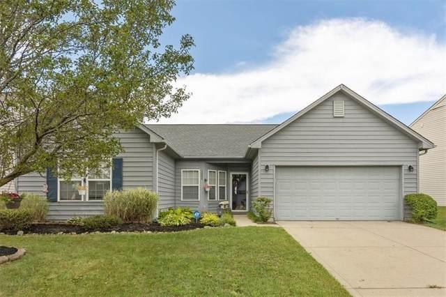 5358 Shamus Drive, Indianapolis, IN 46235 (MLS #21813666) :: Heard Real Estate Team | eXp Realty, LLC