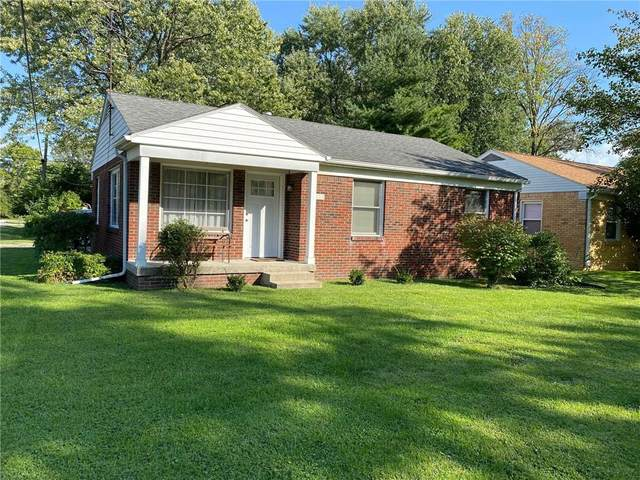 1739 N Coolidge Avenue, Indianapolis, IN 46219 (MLS #21813673) :: Heard Real Estate Team | eXp Realty, LLC