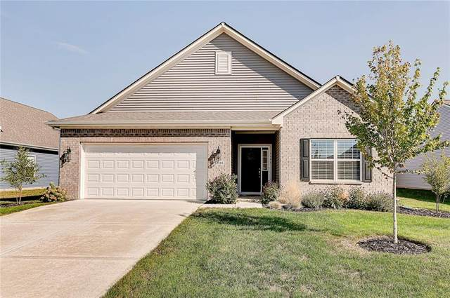 6646 Laurelwood Drive, Pendleton, IN 46064 (MLS #21813680) :: Mike Price Realty Team - RE/MAX Centerstone