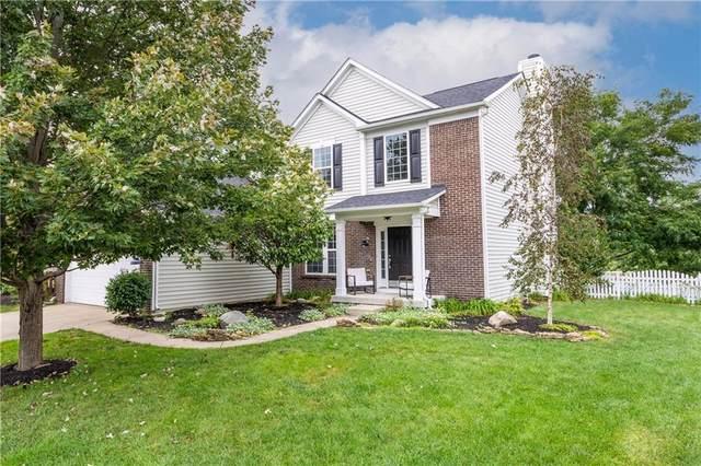 544 Stafford Drive, Westfield, IN 46074 (MLS #21813681) :: Heard Real Estate Team | eXp Realty, LLC