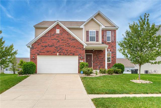 1400 Padana Drive, Greenwood, IN 46143 (MLS #21813687) :: Mike Price Realty Team - RE/MAX Centerstone
