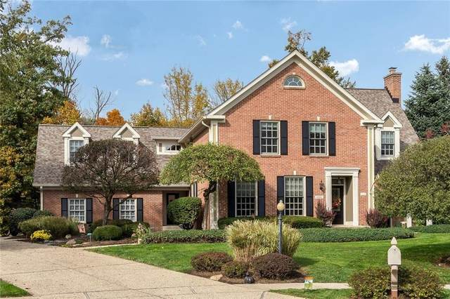 6752 Sun River Drive, Fishers, IN 46038 (MLS #21813699) :: Richwine Elite Group