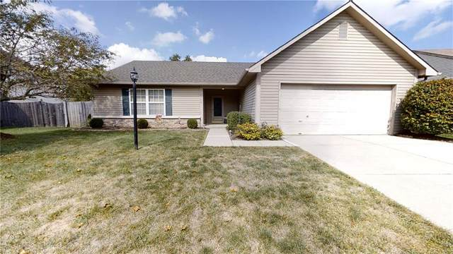 7742 High View Drive, Indianapolis, IN 46236 (MLS #21813703) :: Mike Price Realty Team - RE/MAX Centerstone
