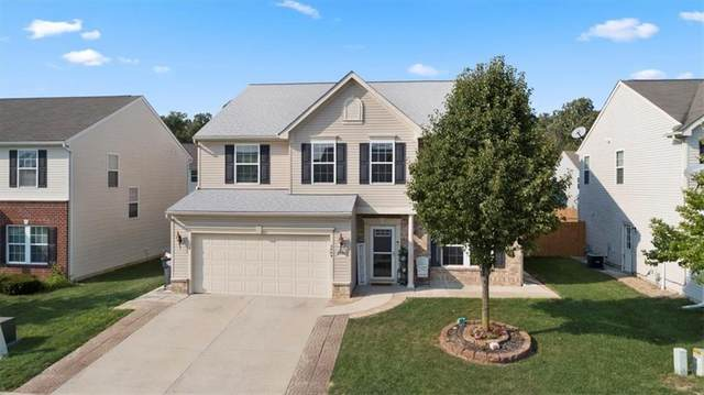 2904 Welcome Way, Greenwood, IN 46143 (MLS #21813709) :: Mike Price Realty Team - RE/MAX Centerstone