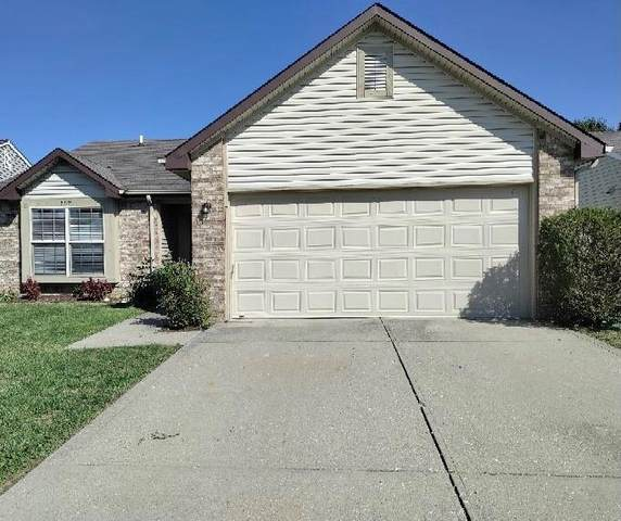 5319 Rocky Mountain Drive, Indianapolis, IN 46237 (MLS #21813712) :: Richwine Elite Group