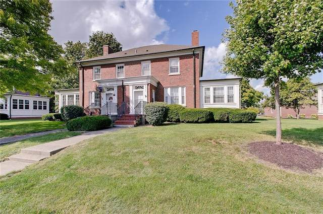8534 E 56TH Street, Indianapolis, IN 46216 (MLS #21813714) :: Mike Price Realty Team - RE/MAX Centerstone