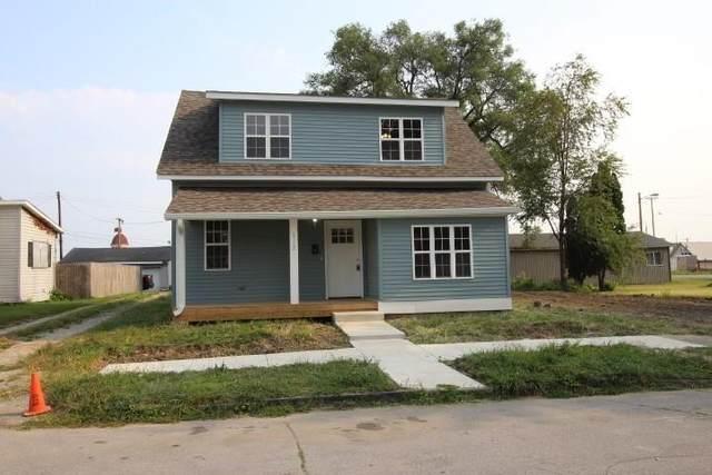 1712 S D Street, Elwood, IN 46036 (MLS #21813723) :: Pennington Realty Team
