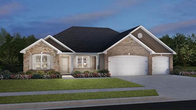 7833 Fairwood Drive, Plainfield, IN 46168 (MLS #21813743) :: Richwine Elite Group