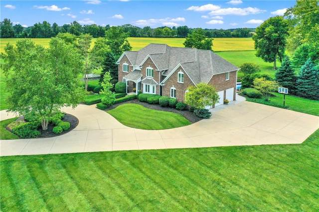 5784 N 600 E, Greenfield, IN 46140 (MLS #21813749) :: AR/haus Group Realty