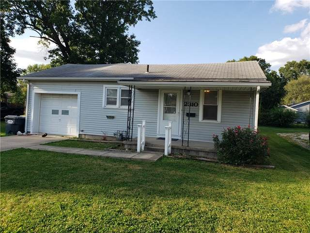 2310 E 6th Street, Anderson, IN 46012 (MLS #21813752) :: The Evelo Team